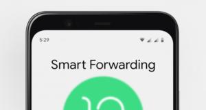 Android 12 inoltro intelligente Smart Formwarding