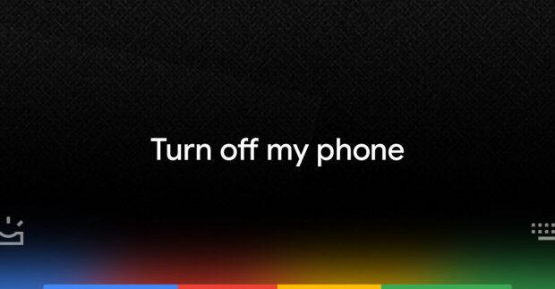 Google Assistant spegnimento smartphone