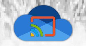 Microsoft OneDrive supporto Chromecast