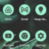 Android 12 tema dinamico icone applicazioni