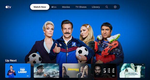 Apple TV su Nvidia Shield TV