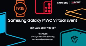 Samsung evento Galaxy al MWC 2021