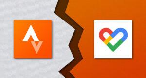 Strava sincronizzazione Google Fit