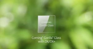 Corning Gorilla Glass DX e DX+