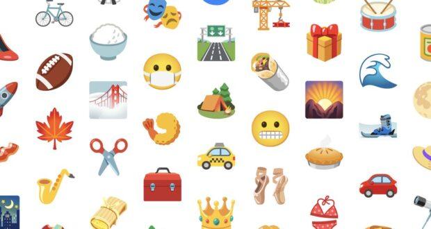 Emoji Android 12