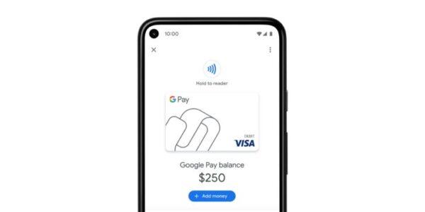 Google Pay carta virtuale
