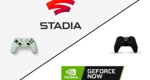 Google Stadia Pro e Nvidia GeForce NOW