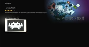 RetroArch Amazon AppStore