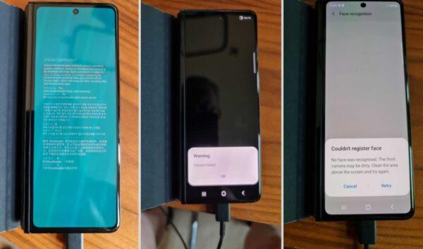 Samsung Galaxy Z Fold3 sblocco bootloader