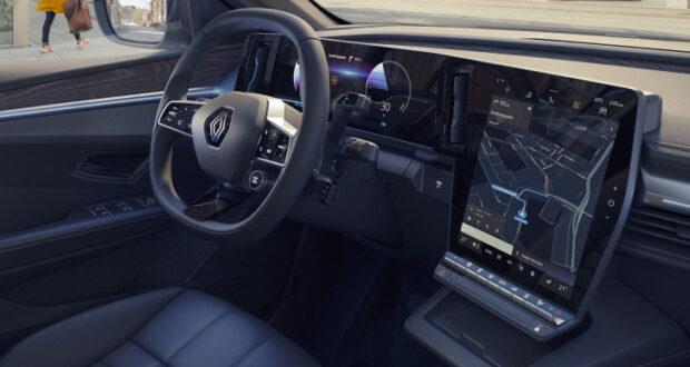 Renault Mégane E-Tech Android Automotive (1)