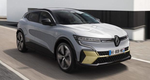 Renault Mégane E-Tech Android Automotive