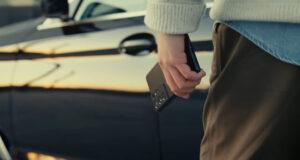 Samsung Galaxy S21 Ultra chiave digitale per le auto