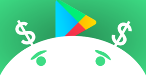 Google Play Store commissioni