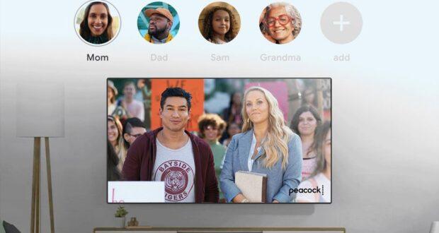 Google TV multi utente